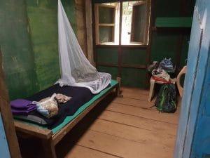 Sleeping Room Sibaliw Research Station