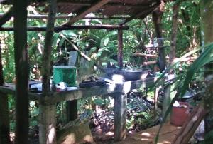 washing area Sibaliw Station