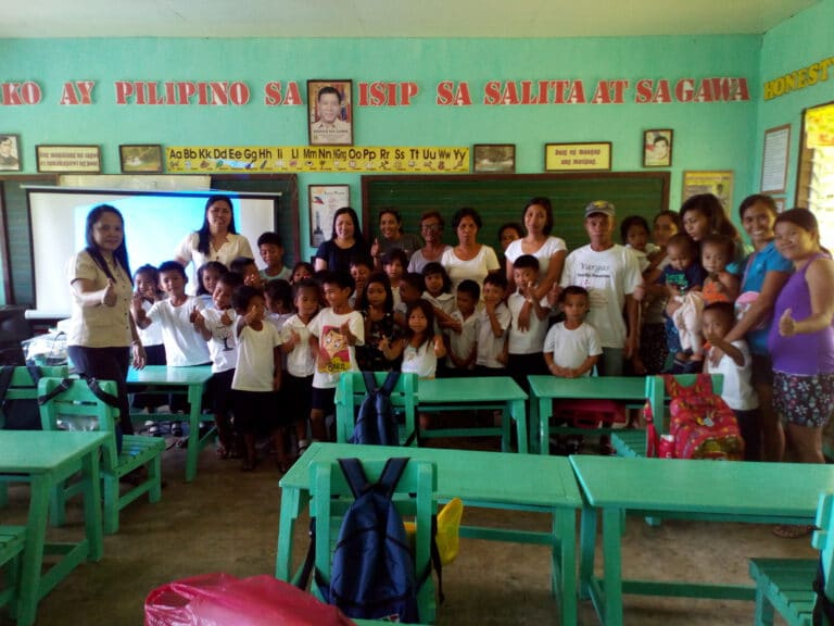 alejo s dionela primary school Pajo libertad 25 pupils teachers and parents